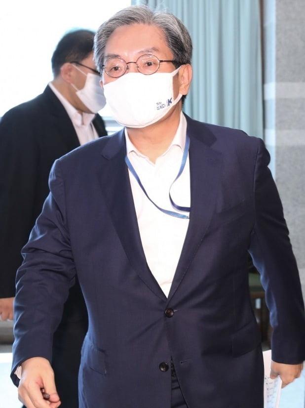 노영민 청와대 비서실장. 사진=연합뉴스