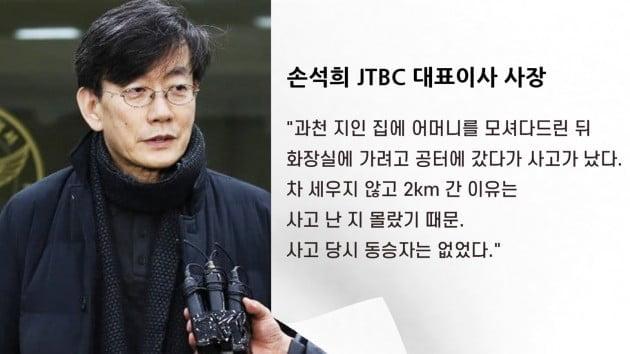 언론사 대표 손석희는 왜 끊임없이 김웅·조주빈 등에게 협박당해야 했나