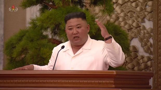 김정은 북한 국무위원장 [사진=조선중앙TV 캡처, 연합뉴스]