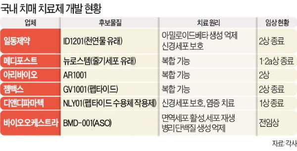 """'난공불락' 치매신약…K바이오 """"포기는 없다"""""""