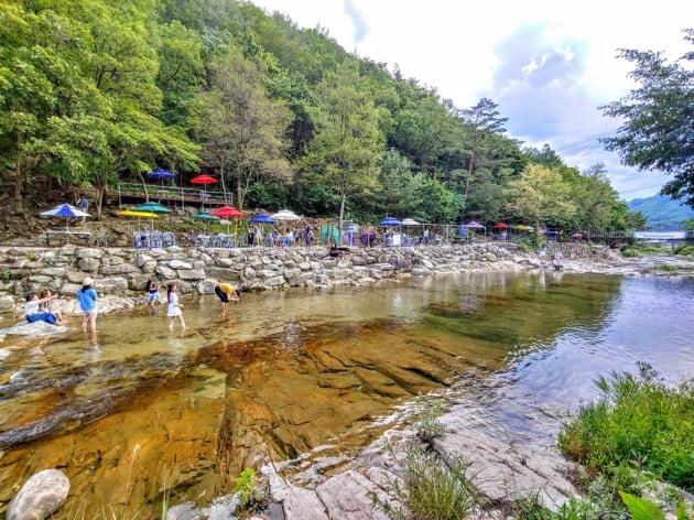 경기도, 청정계곡 소개로 관광활성화사업 추진