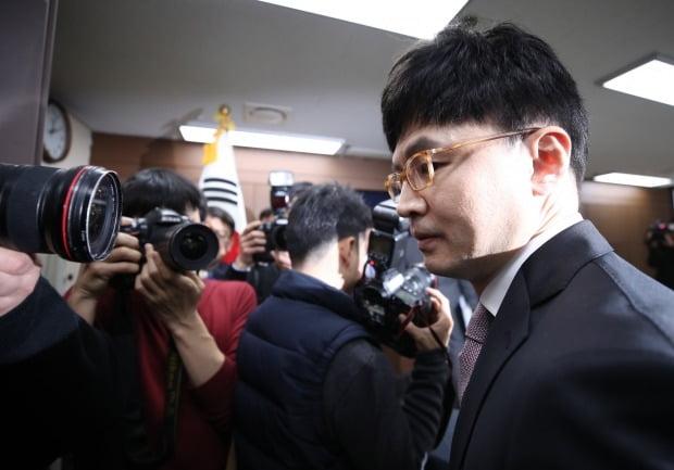 이른바 '검언유착' 의혹을 받고 있는 한동훈(47·사법연수원 27기) 검사장이 검찰에 출석해 조사를 받았다./사진=연합뉴스
