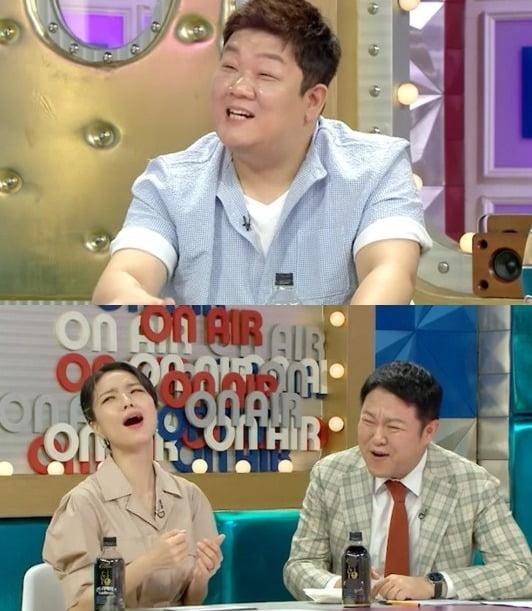 '라스' 유민상 / 사진 = MBC 제공