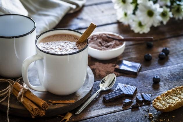 다이어트 할 때 커피에 코코아 섞어 마시면 몸에 일어나는 일