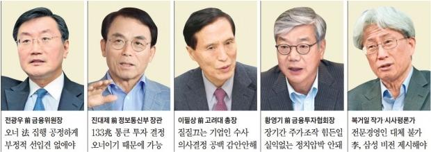 """""""불기소 권고는 '사회적 대타협' 하라는 것…檢, 삼성 수사 멈출 때다"""""""
