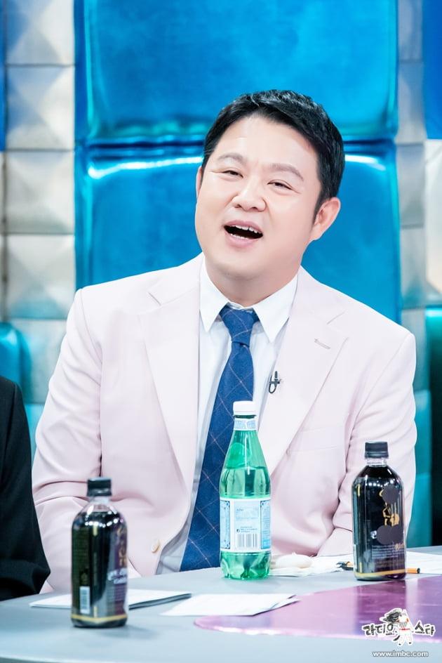 김구라/사진=MBC '라디오스타'