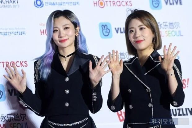 그룹 볼빨간사춘기.(사진=최혁 한경닷컴 기자)