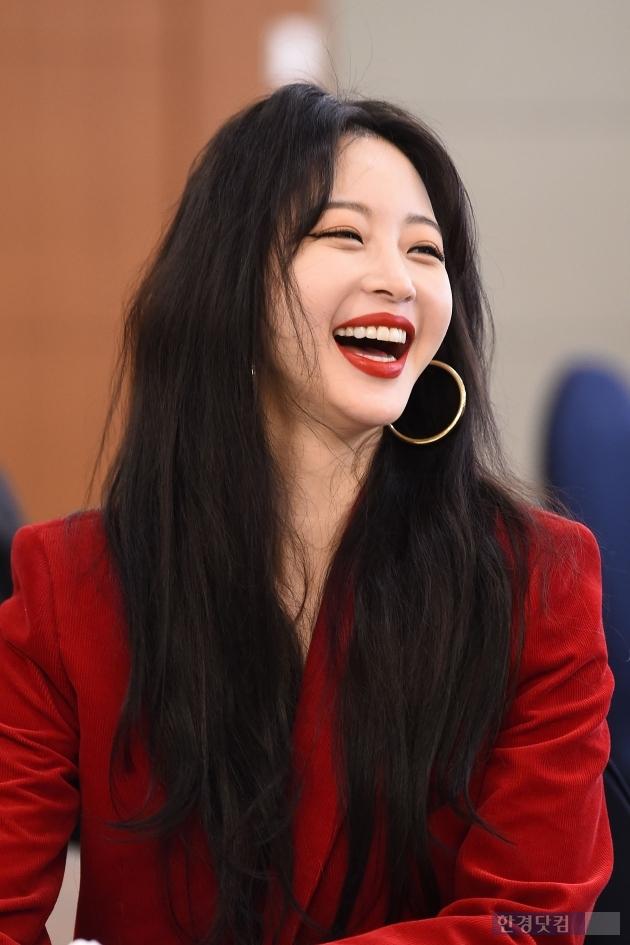 [포토] 한예슬, '행복을 부르는 미소'