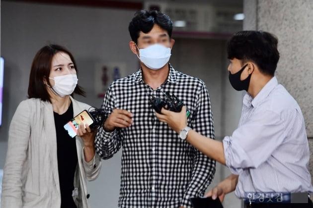[포토] 김규봉 감독, '폭언 폭행 하지 않았다'