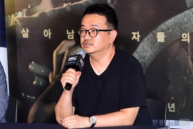 """'반도' 연상호 감독 """"'부산행'보다 희망적이고 싶었다"""""""
