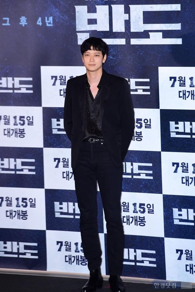 [포토] 강동원, '반도의 흔한 비율'