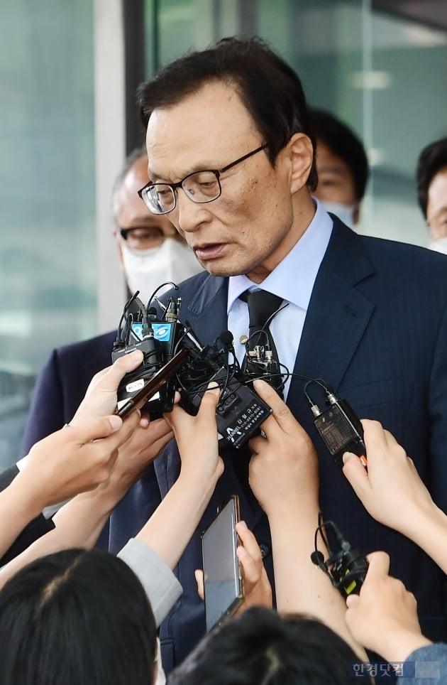 [스토리컷] 침통과 호통이 오간, '故 박원순 서울시장의 빈소'