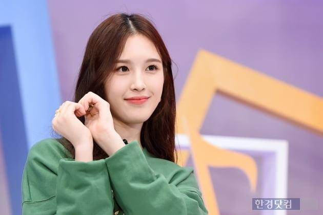 [포토] 위클리 이재희, '팬들 향해 예쁜 하트 발사~'
