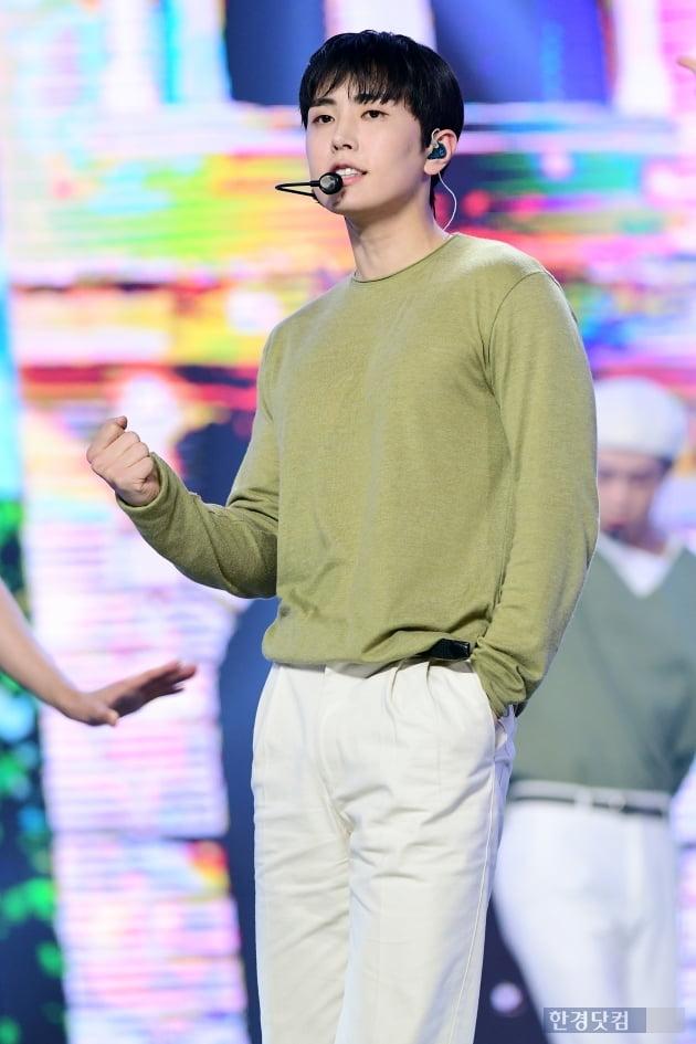 [포토] SF9 재윤, '이글이글 강렬한 눈빛'