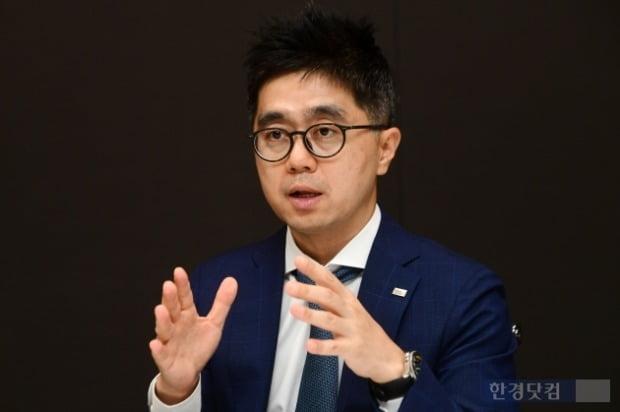 김남기 미래에셋자산운용 ETF운용부문 본부장.(사진=최혁 한경닷컴 기자 chokob@hankyung.com)