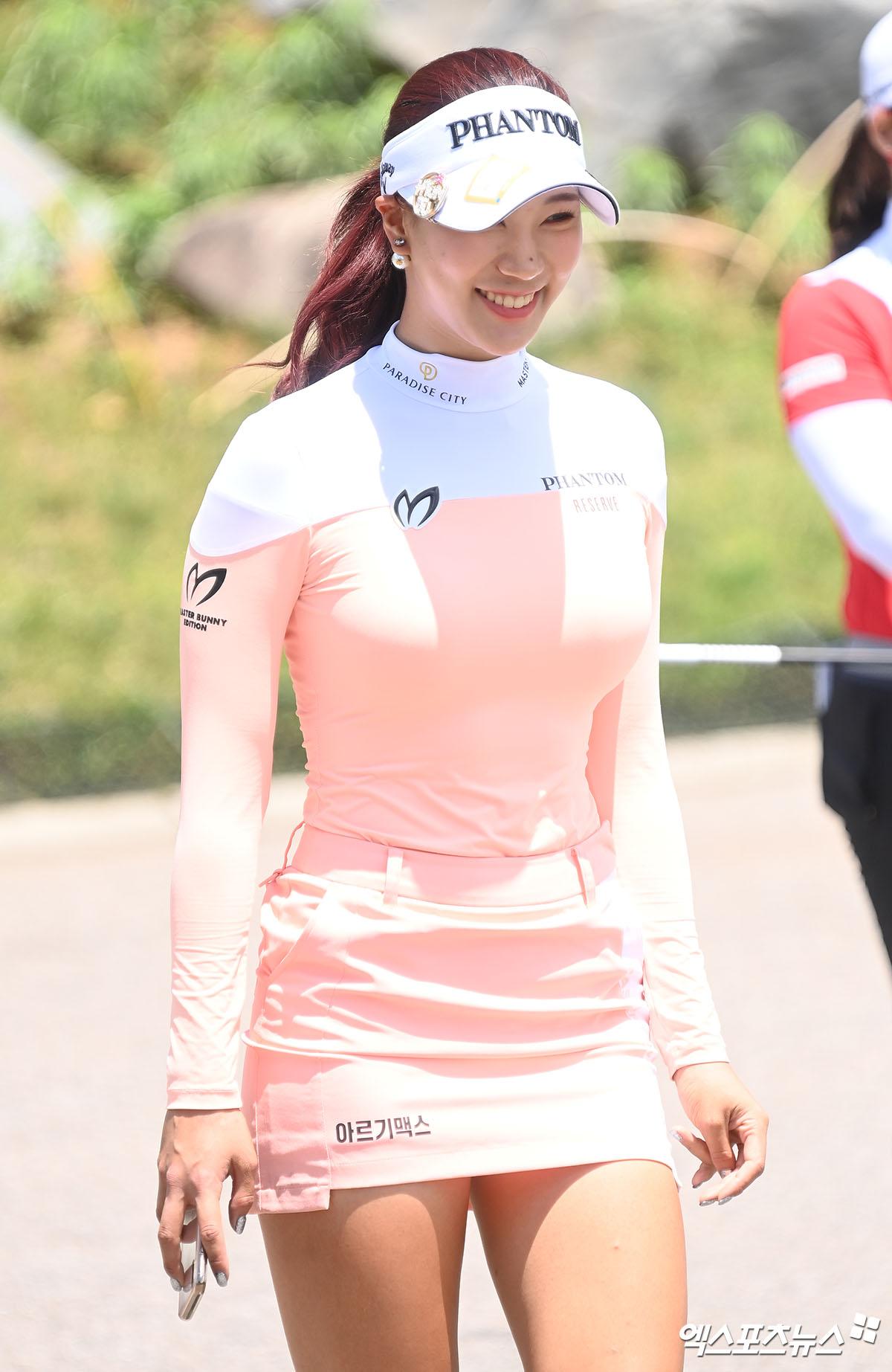 유현주 '아름다운 미소'[포토]
