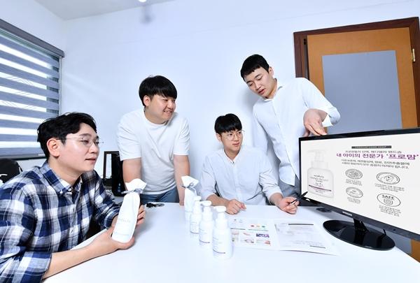 생분해성 향균 및 항바이러스 소재인 ELA 토탈공정법을 국내 최초로 개발한 '예드파트너스'