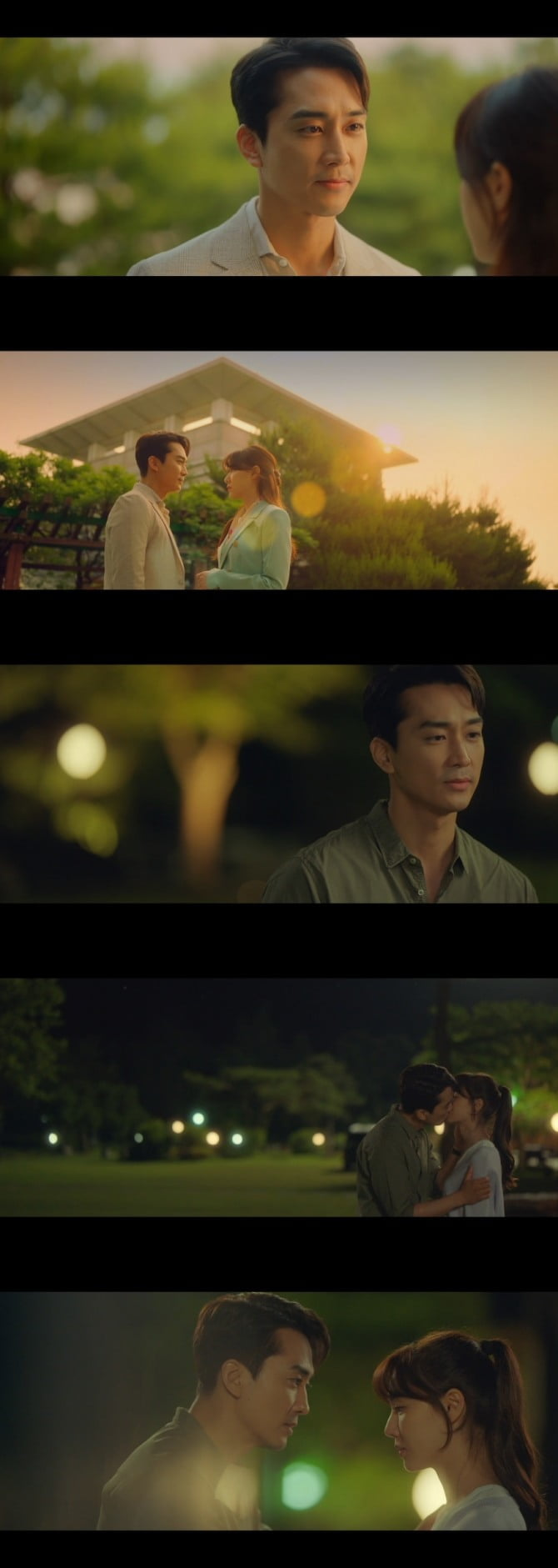 송승헌이 '김해경'으로 완성시킨 위로X감동X따뜻함이 공존하는 로맨스