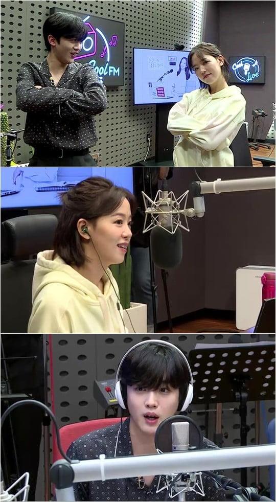 악인전 김요한-강한나, 2020 인생은 즐거워 즉흥 커플 댄스 (사진=방송캡쳐)
