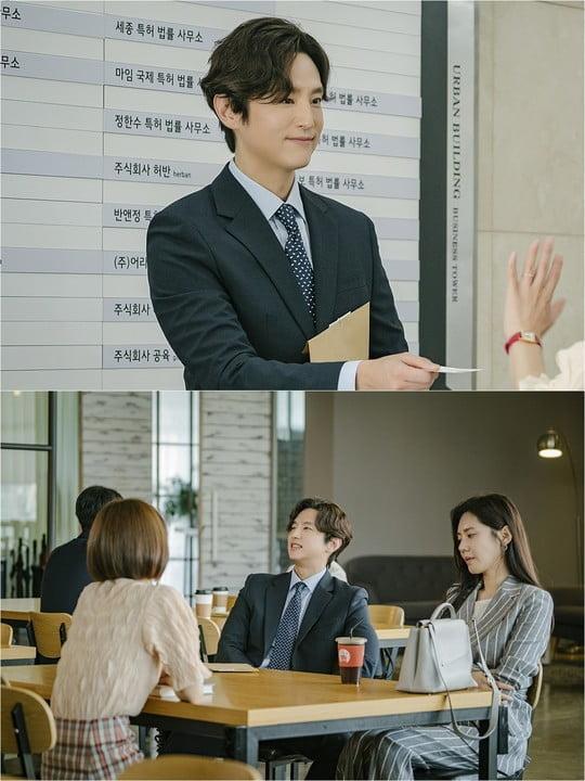 가족입니다 권율, 변리사 유민우역으로 특별출연 (사진=tvN)