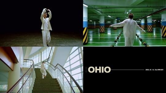 크러쉬 'OHIO' (사진= 피네이션(P NATION) 제공)