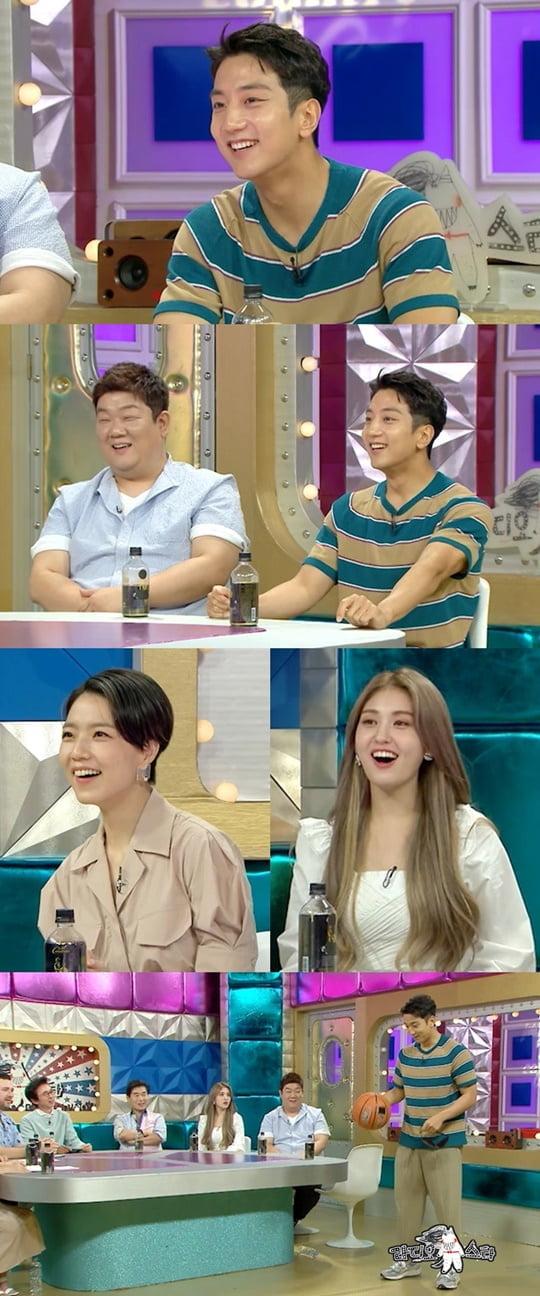 '라디오스타' 허훈 (사진= MBC 제공)