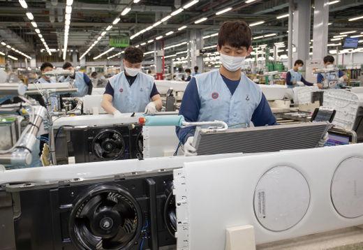 삼성전자, 생활가전 광주 공장 생산 늘린다