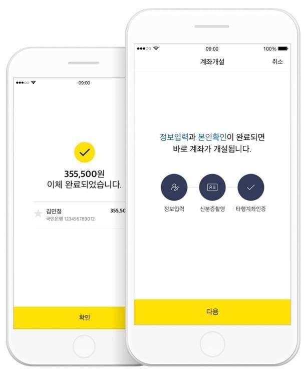 """""""수수료 아끼려고?""""…'타투타' 빠진 카뱅 오픈뱅킹"""