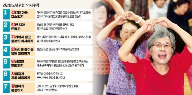 [이지현의 생생헬스] 100세 시대 건강한 노년 보내기
