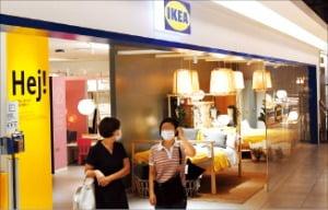 현대백화점 천호점 '이케아 플래닝 스튜디오'.
