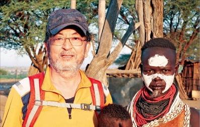 """[저자와 함께 책 속으로] 박봉수 전 기술보증기금 이사장 """"고대문명 품은 아프리카, 인류 평화의 박물관"""""""