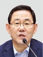 """주호영 """"국민의당과 통합도 가능"""""""