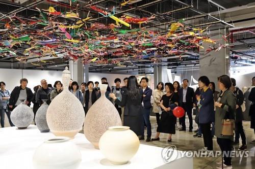'53일간의 향연' 청주공예비엔날레 내년 9월 9일 개막(종합)