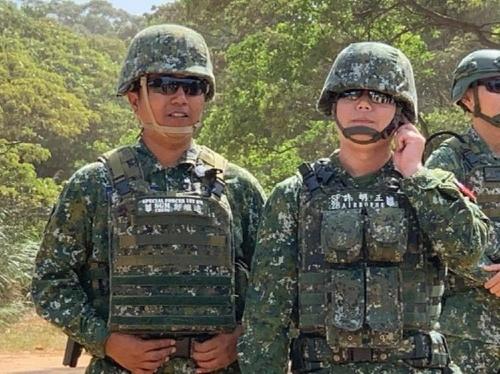 """""""미군, 대만에 비대칭전력 연합특전지휘부 설치 제안"""""""