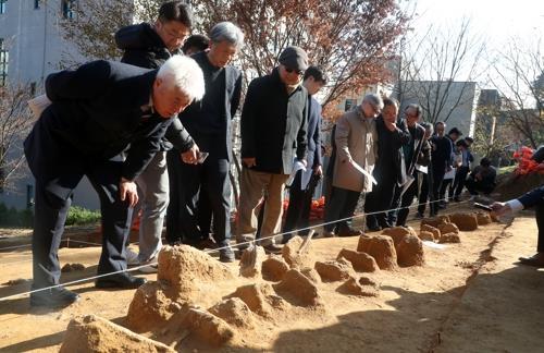 전주지역 한국전쟁 민간인 희생자 70년 만에 '추모의 집' 안치