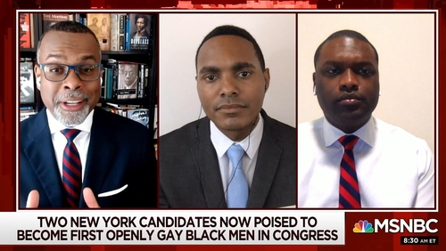 'LGBT 성지' 뉴욕서 첫 '흑인 게이' 연방의원 나오나