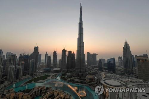 중동 '비즈니스 중심' 두바이, 1분기 성장률 -3.5%