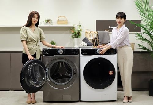 '에너지효율 1등급' 대용량 위니아 세탁기 나왔다