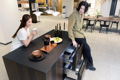 LG전자, '시그니처 키친 스위트' 와인셀러·서랍 냉장고 출시