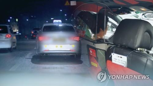 """""""어떤 길로…"""" 택시기사 물음에 욕설 폭행 '징역 1년6월 집유'"""