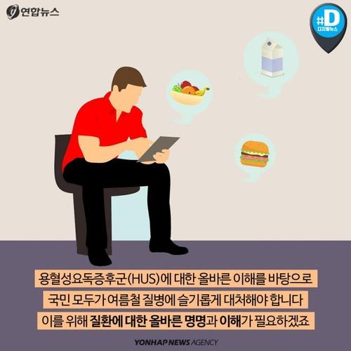 [카드뉴스]'햄버거병'은 정말 햄버거 먹고 걸리는 병일까?