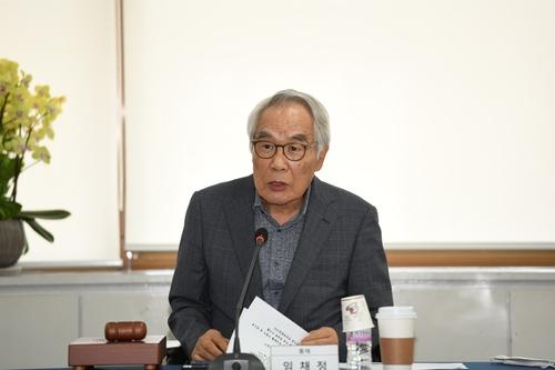임채정 한국기원 총재 연임…2024년 7월까지