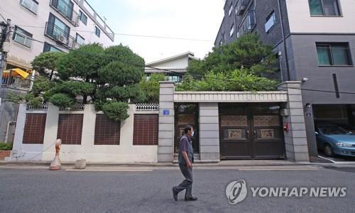할머니들 떠난 정의연 마포쉼터…8년만에 '운영중단' 잠정 결론