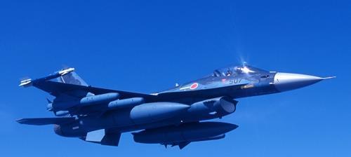 '일본 F2 전투기' 후속기 개발 미일 민관합동 협의 시작