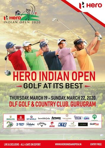 유러피언투어 인도오픈 골프대회, 코로나19로 취소