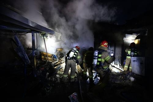경북 상반기 화재 늘었지만 피해는 감소