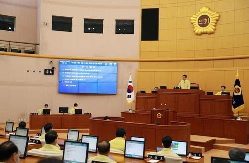 대전시·자치구 의회 곳곳 파행…의장·상임위원장 선출 못 해