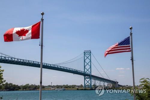 캐나다인 86%는 미국과 국경 재개방 반대…미 코로나 재확산 탓