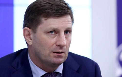 야당 소속 러 하바롭스크 주지사 전격 체포…모스크바로 압송(종합2보)