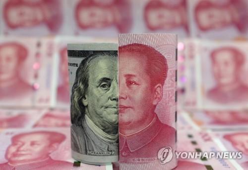 '바이 차이나' 열기에 넉달만에 '1달러=6위안대' 복귀(종합)